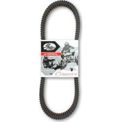 Gates 2007 Polaris 600 HO IQ G-Force C12 Drive Belt
