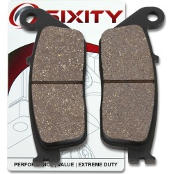 Sixity Front Organic Brake Pads 2013-2014 Honda CB500X Non-ABS found on Bargain Bro Philippines from Sixity for $7.49