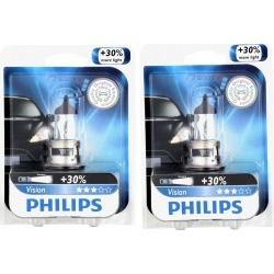 Philips Vision Halogen High Low Beam Headlight Light Bulb for Polaris 600 INDY SP LE 550 INDY LXT found on Bargain Bro India from Sixity for $19.88