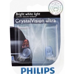 Philips CrystalVision Mini Parking Light Bulb for Aprilia Mana 850 2008-2012 found on Bargain Bro Philippines from Sixity for $11.08