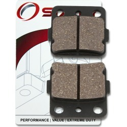 Sixity Rear Organic Brake Pads 2009 Honda TRX400X found on Bargain Bro India from Sixity for $10.70