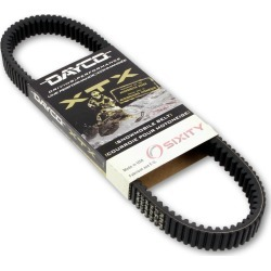 Dayco XTX Drive Belt for 2001 Ski-Doo Touring 380 Fan - Extreme Torque CVT found on Bargain Bro India from Sixity for $97.98