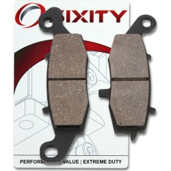 Sixity Organic Brake Pads FA229 Front Replacement Kit found on Bargain Bro India from Sixity for $13.94