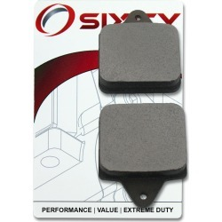 Sixity Sintered Brake Pads FA273 Front Replacement Kit found on Bargain Bro Philippines from Sixity for $27.84