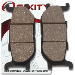 Sixity Front Organic Brake Pads 2011-2014 Yamaha XVS13 Stryker found on Bargain Bro Philippines from Sixity for $8.62