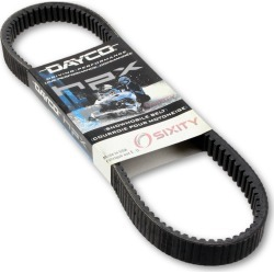Dayco HPX 1982 Yamaha SR540 HPX SRX540F Snowmobile Drive Belt found on Bargain Bro Philippines from Sixity for $66.17