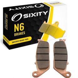 Sixity Rear Sintered Brake Pads 2013-2014 Victory Boardwalk Spoke Wheels