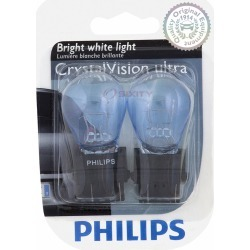 Philips CrystalVision Mini Brake Light Bulb for Arctic Cat Crossfire 800 EFI Sno Pro M6 EFI 153 M8 found on Bargain Bro Philippines from Sixity for $11.31