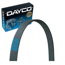 Dayco Main Drive Serpentine Belt for 1991-1993 Dodge D250 5.9L L6 found on Bargain Bro Philippines from Sixity Auto for $34.78