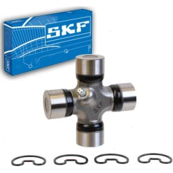 SKF Front Universal Joint for 1981-2000 GMC C2500 4.1L 4.8L 5.0L 5.7L 7.4L L6 V8 found on Bargain Bro Philippines from Sixity Auto for $22.81