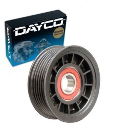 Dayco Main Drive Drive Belt Tensioner Pulley for 2001 Chevrolet Silverado 1500 HD found on Bargain Bro Philippines from Sixity Auto for $21.20