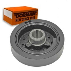 Dorman Engine Harmonic Balancer for 1970-1975 Chevrolet Monte Carlo 7.4L V8 found on Bargain Bro India from Sixity Auto for $69.51