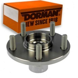 Dorman Front Left Wheel Hub for 2001-2013 Toyota Highlander 2.4L 3.0L 3.3L 3.5L L4 V6 found on Bargain Bro Philippines from Sixity Auto for $40.97