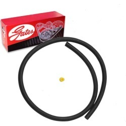 Gates Control Valve To Pipe Rear Power Steering Return Hose for 1991-1993 Nissan 240SX 2.4L L4 found on Bargain Bro Philippines from Sixity Auto for $23.77