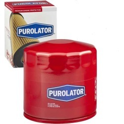 Purolator Engine Oil Filter for 2001-2002 Chrysler Prowler 3.5L V6 found on Bargain Bro India from Sixity Auto for $16.53