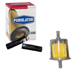 Purolator Fuel Filter for 1970 Plymouth Superbird found on Bargain Bro India from Sixity Auto for $14.77