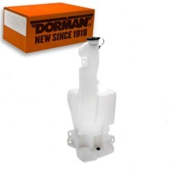 Dorman Front Washer Fluid Reservoir for 2007 GMC Sierra 2500 HD Classic found on Bargain Bro India from Sixity Auto for $50.03