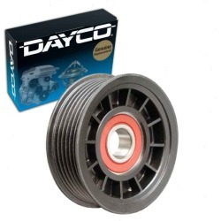 Dayco Drive Belt Tensioner Pulley for 2009-2014 Chevrolet Suburban 1500 5.3L 6.0L V8 found on Bargain Bro Philippines from Sixity Auto for $21.29