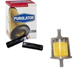 Purolator Fuel Filter for 1961 American Motors Deluxe found on Bargain Bro India from Sixity Auto for $14.47
