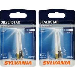 Sylvania SilverStar - Two 1 Packs - H3ST Light Bulb Fog Cornering Daytime