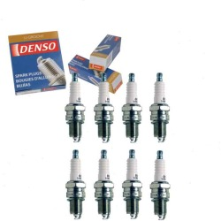 8 pc DENSO Standard U-Groove Spark Plugs for 1981-1992 Dodge B350 5.2L 5.9L V8 found on Bargain Bro India from Sixity Auto for $19.92