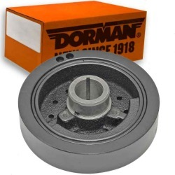 Dorman Engine Harmonic Balancer for 1979-1990 GMC P3500 7.4L V8 found on Bargain Bro Philippines from Sixity Auto for $82.82