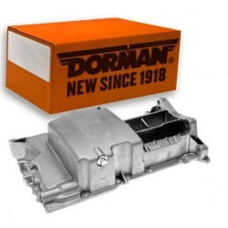 Dorman Engine Oil Pan for 2010-2017 GMC Terrain 2.4L L4 found on Bargain Bro Philippines from Sixity Auto for $115.12
