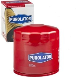 Purolator Engine Oil Filter for 1973-1993 Chrysler Imperial 3.3L 3.8L 5.2L 7.2L V6 V8 found on Bargain Bro India from Sixity Auto for $16.53