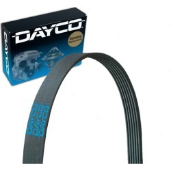 Dayco Main Drive Serpentine Belt for 1983-1984 Oldsmobile Cutlass Calais 4.3L V6 found on Bargain Bro Philippines from Sixity Auto for $34.78