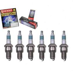 6 pc DENSO Iridium Power Spark Plugs for 1961-1966 Chevrolet Suburban 3.8L 4.1L L6 found on Bargain Bro India from Sixity Auto for $39.04