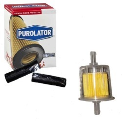 Purolator Fuel Filter for 1965-1970 Jeep J-3600 3.8L L6 found on Bargain Bro India from Sixity Auto for $14.77