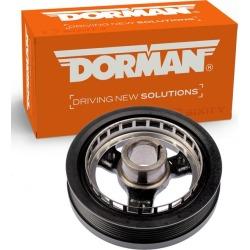 Dorman Engine Harmonic Balancer for 1994 Oldsmobile Cutlass Cruiser 3.1L V6 found on Bargain Bro Philippines from Sixity Auto for $67.08