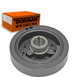 Dorman Engine Harmonic Balancer for 1970-1974 Chevrolet P30 Van 7.4L V8 found on Bargain Bro India from Sixity Auto for $69.51