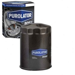 Purolator BOSS Engine Oil Filter for 2001-2006 Chevrolet Silverado 3500 6.6L V8 found on Bargain Bro India from Sixity Auto for $20.91
