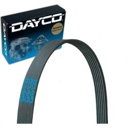 Dayco Main Drive Serpentine Belt for 2003-2008 Toyota Matrix 1.8L L4 found on Bargain Bro Philippines from Sixity Auto for $27.48
