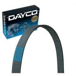 Dayco Main Drive Serpentine Belt for 1997-1999 Jeep Wrangler 2.5L 4.0L L4 L6 found on Bargain Bro Philippines from Sixity Auto for $25.49