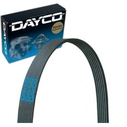Dayco Main Drive Serpentine Belt for 2004-2006 Chevrolet Silverado 2500 HD 8.1L V8 found on Bargain Bro Philippines from Sixity Auto for $33.59