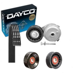 Dayco Main Drive Serpentine Belt Drive Component Kit for 1996-2000 Chevrolet Express 1500 4.3L 5.7L V6 V8 found on Bargain Bro Philippines from Sixity Auto for $84.42
