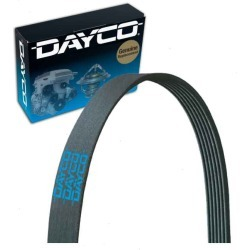 Dayco Main Drive Serpentine Belt for 2011-2016 BMW 535i 3.0L L6 found on Bargain Bro Philippines from Sixity Auto for $38.01