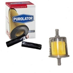 Purolator Fuel Filter for 1953-1970 Plymouth Belvedere found on Bargain Bro India from Sixity Auto for $14.47