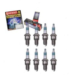 8 pc DENSO Iridium Power Spark Plugs for 1968-1979 American Motors AMX 4.8L 5.0L 5.6L 5.9L 6.4L V8 found on Bargain Bro India from Sixity Auto for $51.61