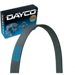 Dayco AC Alternator Idler Serpentine Belt for 1991-1995 Ford Taurus 3.0L V6 found on Bargain Bro Philippines from Sixity Auto for $19.32
