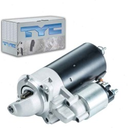 TYC Starter Motor for 1992-1995 BMW 318i 1.8L L4 found on Bargain Bro Philippines from Sixity Auto for $80.07