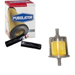 Purolator Fuel Filter for 1950-1953 Studebaker 2R10 found on Bargain Bro India from Sixity Auto for $14.77