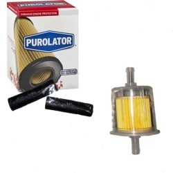Purolator Fuel Filter for 1963-1974 Jeep Wagoneer found on Bargain Bro India from Sixity Auto for $14.47