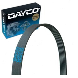 Dayco Water Pump Power Steering Supercharger Serpentine Belt for 1995-2002 Mazda Millenia 2.3L V6 found on Bargain Bro Philippines from Sixity Auto for $25.16