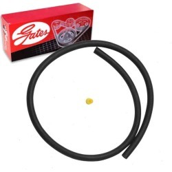 Gates Cooler To Pump Power Steering Return Hose for 2004-2005 GMC Envoy XUV 5.3L V8 found on Bargain Bro Philippines from Sixity Auto for $24.26