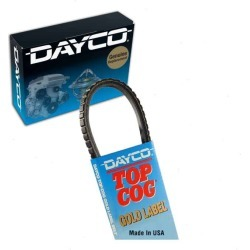 Dayco Fan Alternator Accessory Drive Belt for 1968-1970 GMC K35 K3500 Pickup 4.8L L6 found on Bargain Bro Philippines from Sixity Auto for $19.20