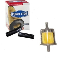 Purolator Fuel Filter for 1967 Chevrolet Corvair found on Bargain Bro India from Sixity Auto for $14.77