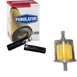 Purolator Fuel Filter for 1963-1966 Studebaker Cruiser found on Bargain Bro India from Sixity Auto for $14.47